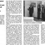 Hôtel des 3 roses - Corenc 2001