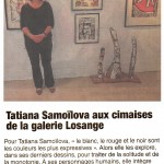 Galerie Losange - Grenoble 2014