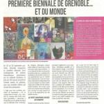 Biennale d'Art Contemporain - Grenoble 2015
