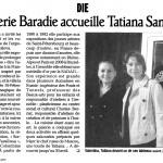 Galerie Café Théâtre « Baradie » - Die 2011