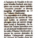 Atelier d'Art Ninaldo - Collioure 2009