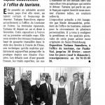 Office de Tourisme - Voiron 2000